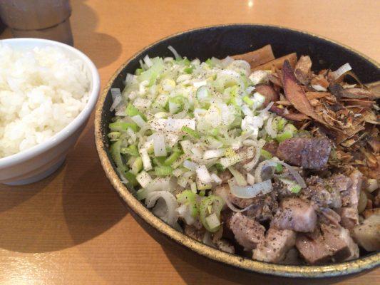極太製麺 笹の極み