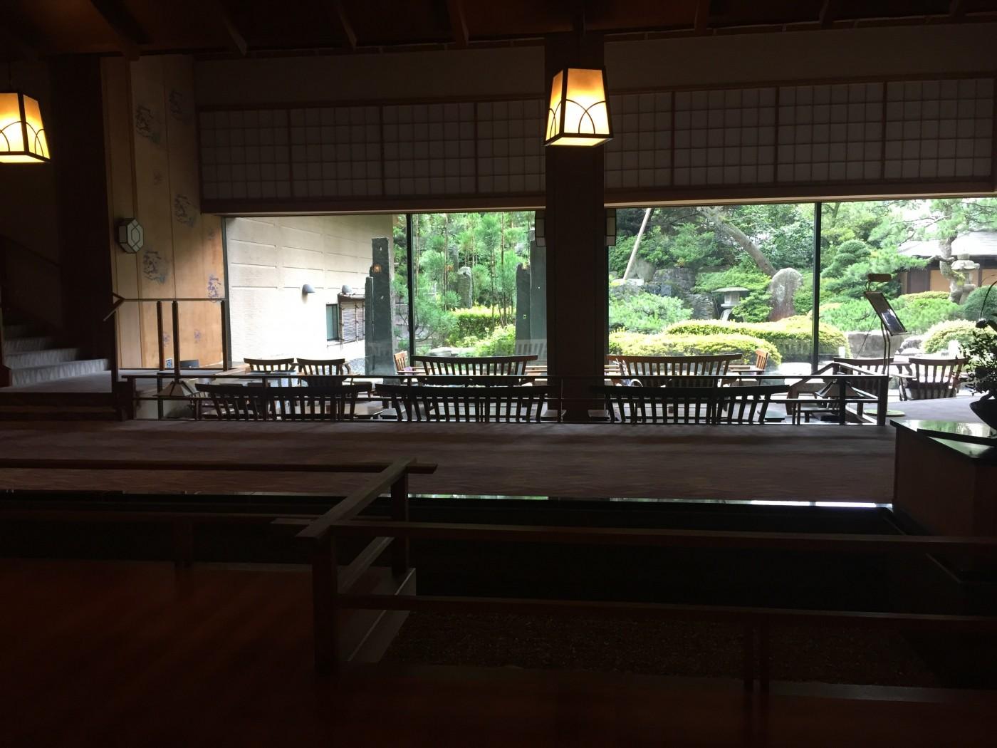 ホテル八木-パスタランチ-外観