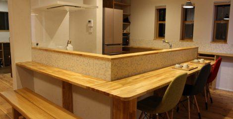 のキッチン1/株式会社casa