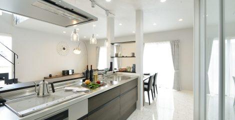 のキッチン1/エルシーホーム株式会社
