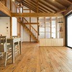 1000万円で建てる外張り断熱で快適な「ひのき」づくしの家