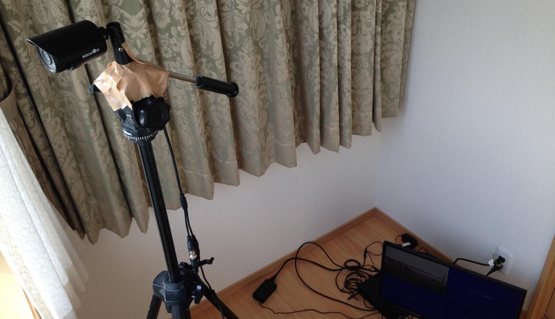 証拠用の映像録画サービス