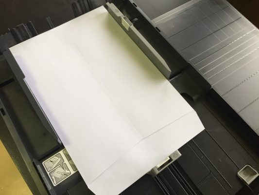角2封筒セット