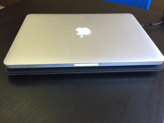 macbookpro -HP ProBook 430 G2/CT 2
