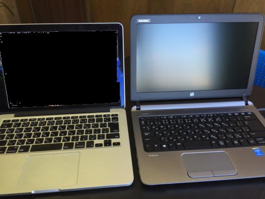 macbookpro - HP ProBook 430 G2/CT 3