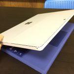 Surface Pro 4使用3日目のレビュー