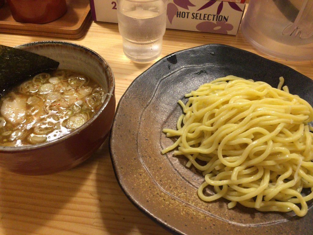 やすべえ-つけ麺